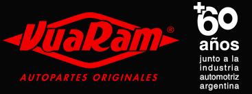 VUARAM – Autopartes Originales Logo